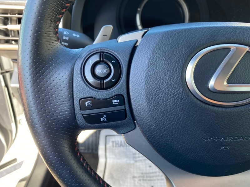 Lexus IS 250 2015 price $20,995