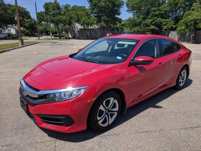 Honda Civic Sedan 2018 price $12,500