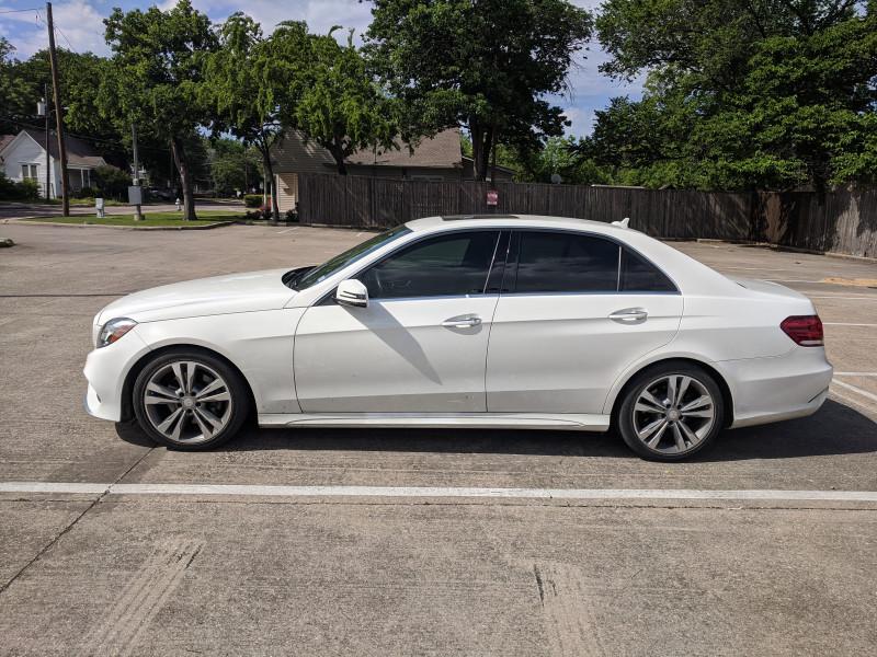 Mercedes-Benz E-Class 2014 price $16,200