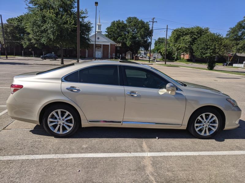 Lexus ES 350 2010 price $8,500