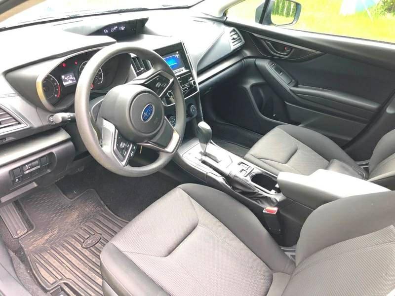 Subaru Impreza 2017 price $13,250