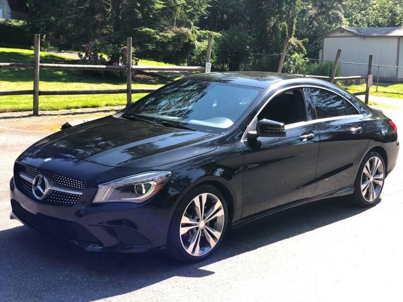 Mercedes-Benz CLA 2016 price $16,995
