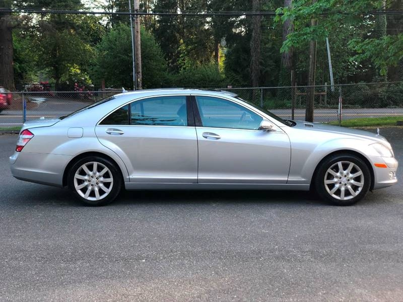 Mercedes-Benz S-Class 2007 price $9,750