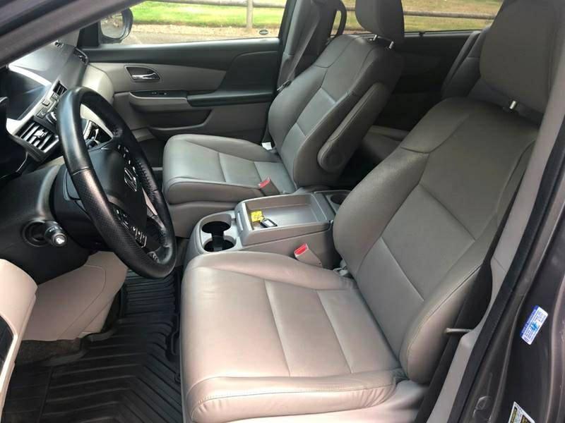 Honda Odyssey 2014 price $14,600