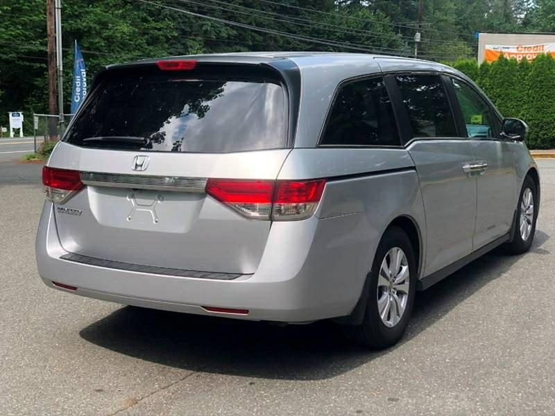 Honda Odyssey 2015 price $15,499