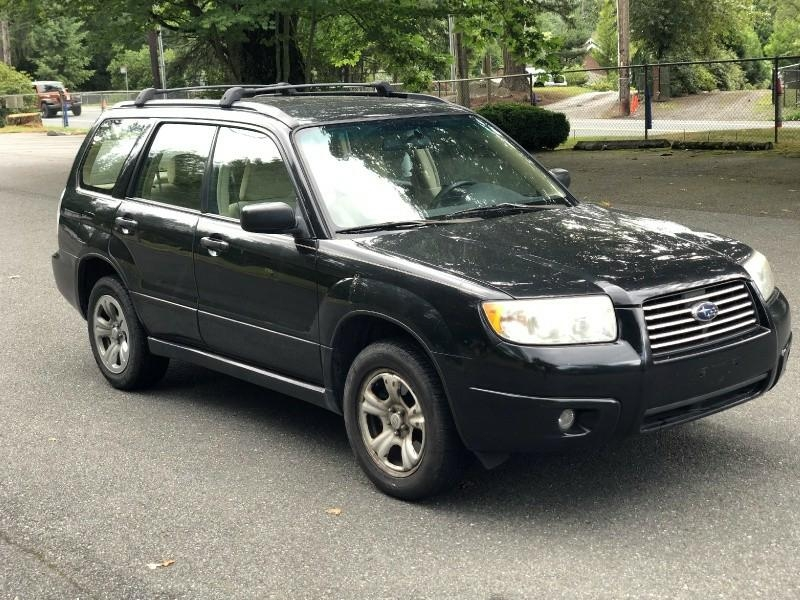 Subaru Forester 2006 price $3,495