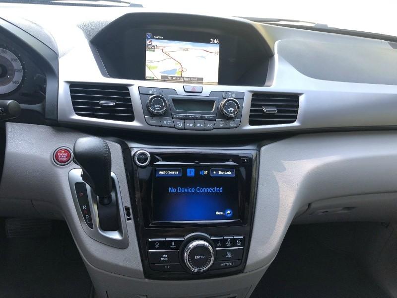 Honda Odyssey 2016 price $24,695