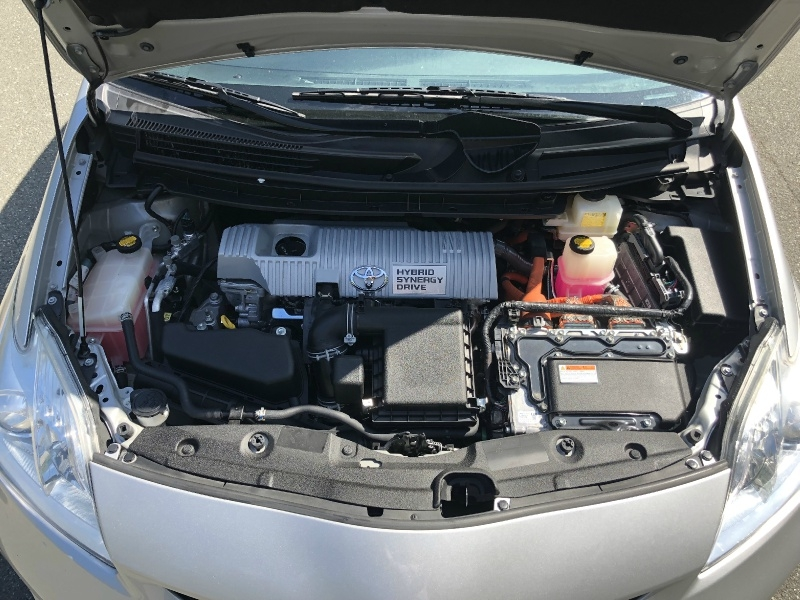 Toyota Prius 2013 price $11,250