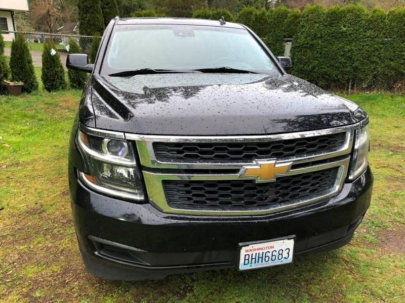 Chevrolet SUBURBAN 2015 price $24,500