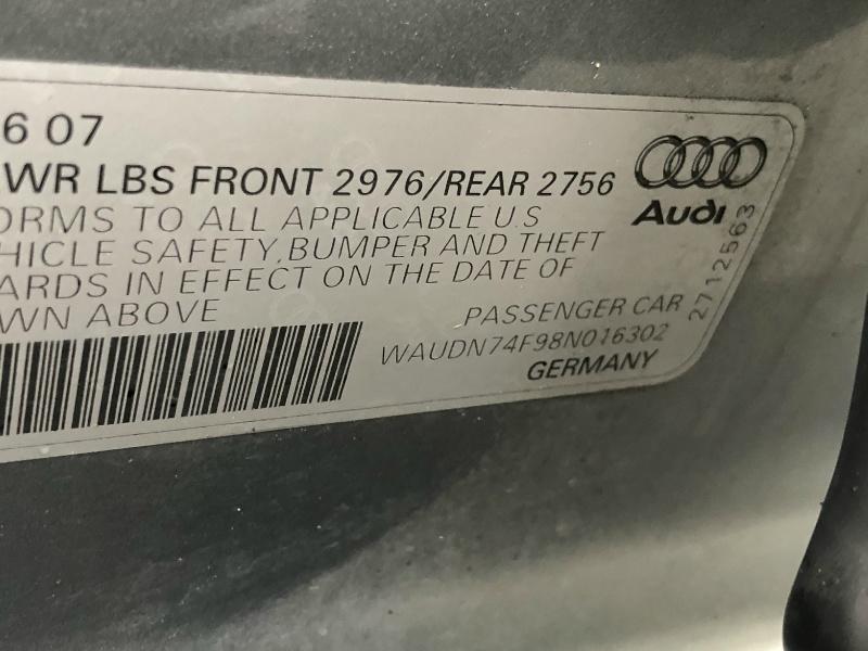 Audi S6 2008 price $7,995