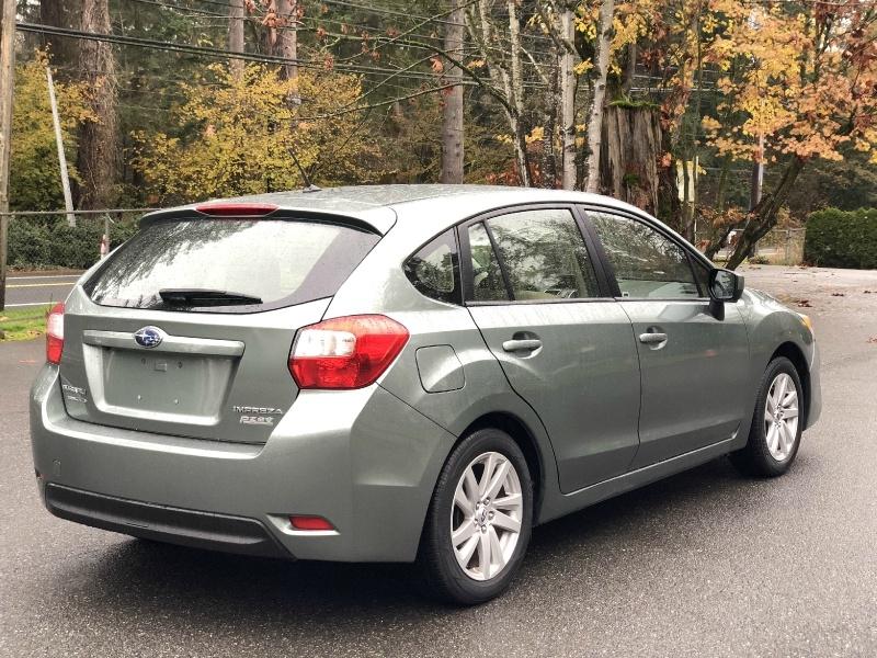 Subaru Impreza Wagon 2015 price $12,995