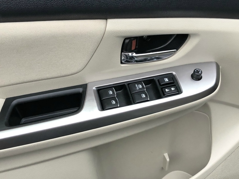Subaru Impreza Wagon 2015 price $14,500