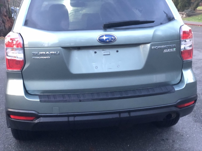 Subaru Forester 2015 price $12,995