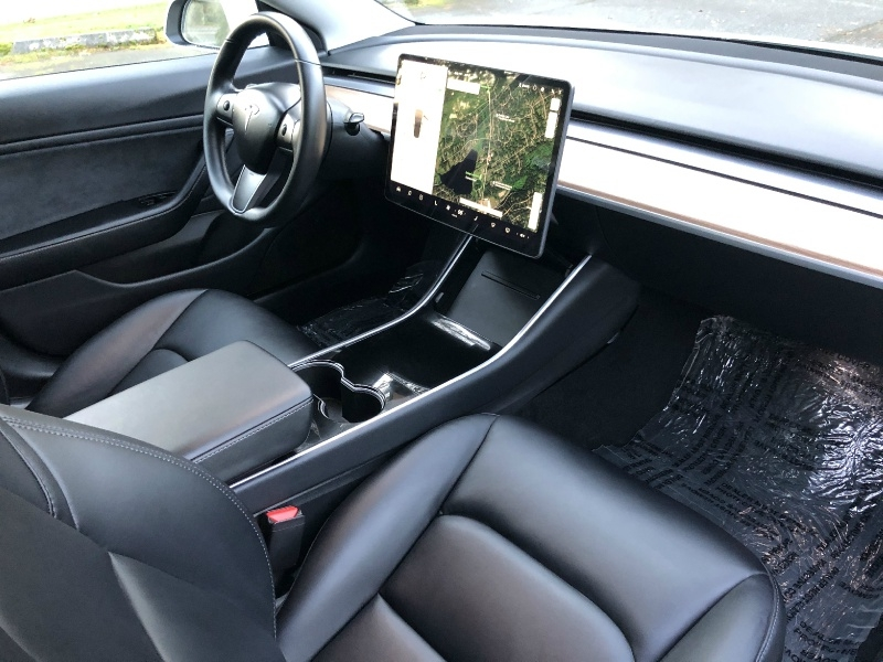 Tesla Model 3 2018 price $38,995