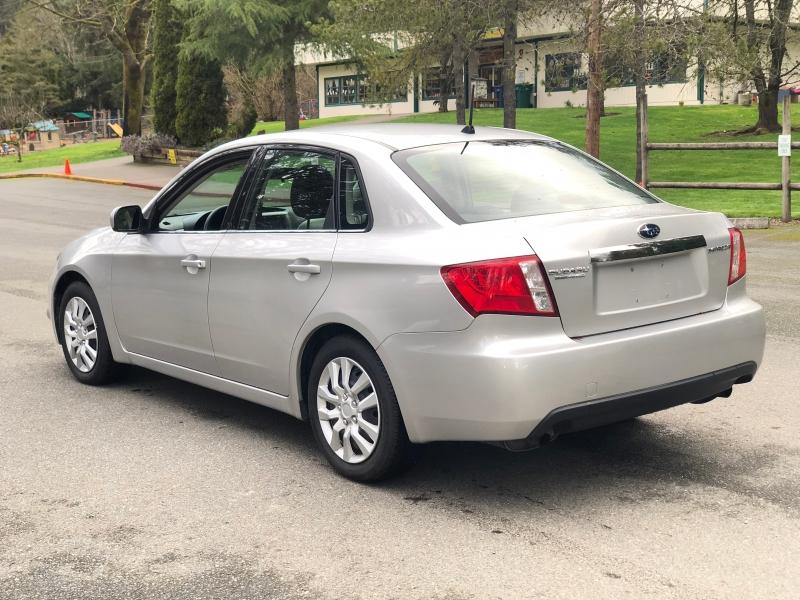 Subaru Impreza Sedan 2010 price $9,999