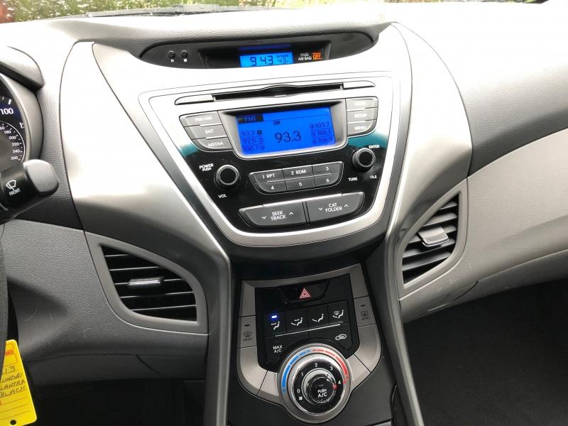 Hyundai Elantra 2013 price $6,297