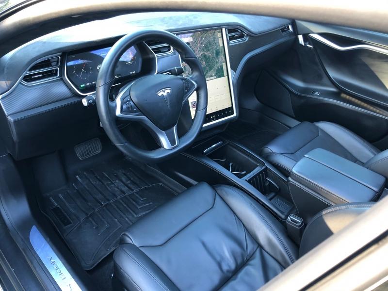 Tesla Model S 2017 price $54,995