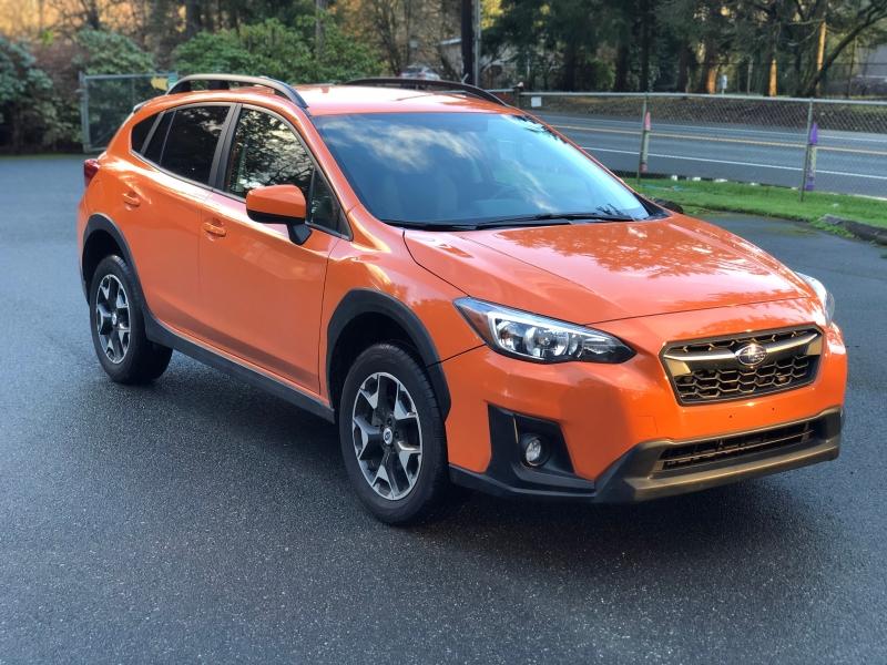 Subaru Crosstrek 2018 price $16,250