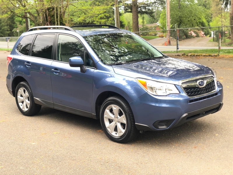 Subaru Forester 2015 price $13,295