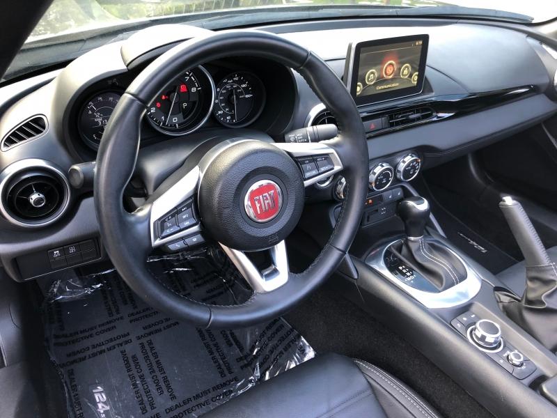 Fiat 124 Spider 2017 price $15,500