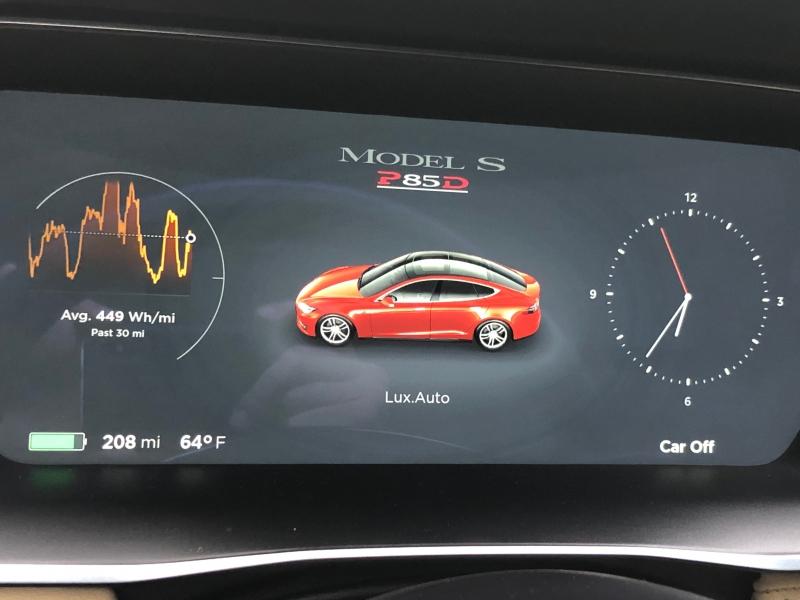 Tesla Model S 2015 price $49,500