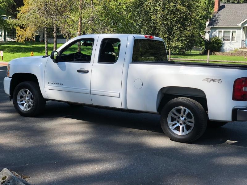 Chevrolet Silverado 1500 2011 price $11,150