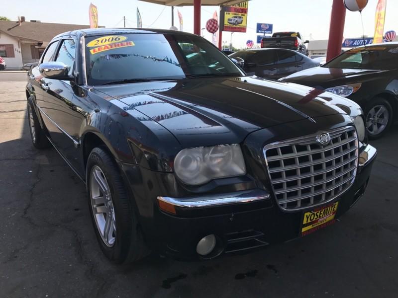 2006 Chrysler 300 4dr Sdn 300c Awd Yosemite Motors