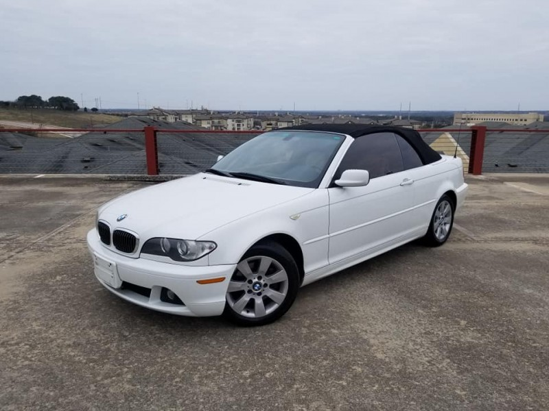 BMW 3-Series 2005 price $5,499