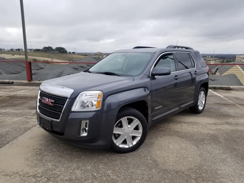 GMC Terrain 2011 price $8,850