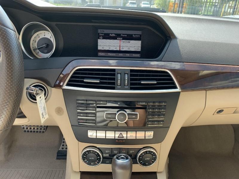 Mercedes-Benz C-Class 2013 price $13,980