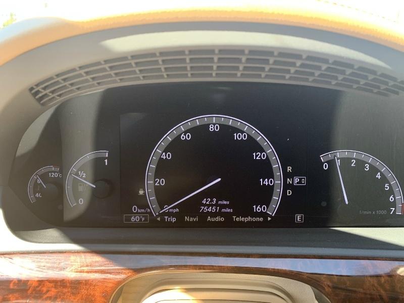 Mercedes-Benz S-Class 2013 price $23,980