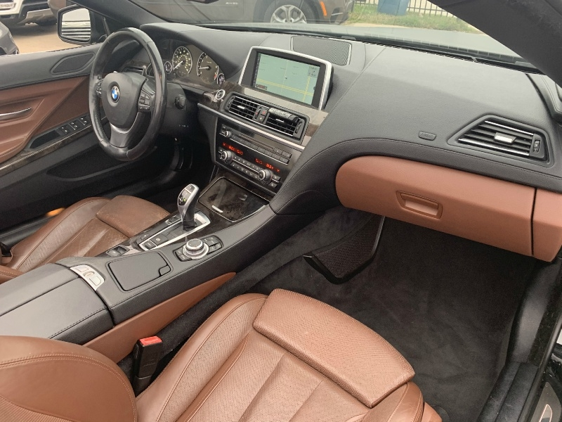 BMW 6-Series 2012 price $16,190