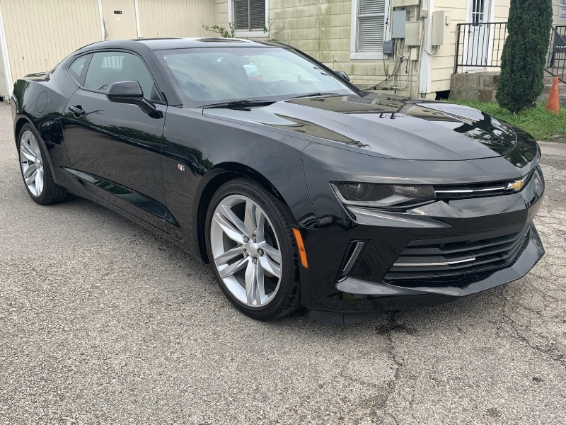 Chevrolet Camaro 2017 price $21,300