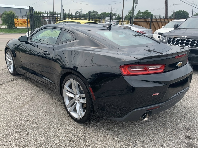 Chevrolet Camaro 2017 price $22,890