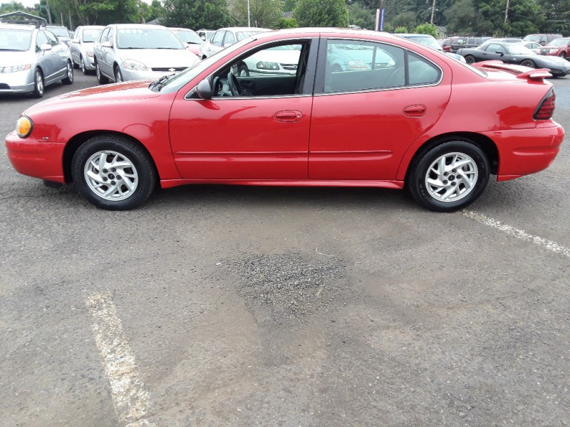 Pontiac Grand Am 2003 price $2,995
