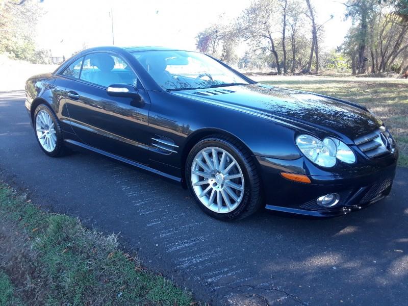 Mercedes-Benz SL-Class 2008 price $13,995