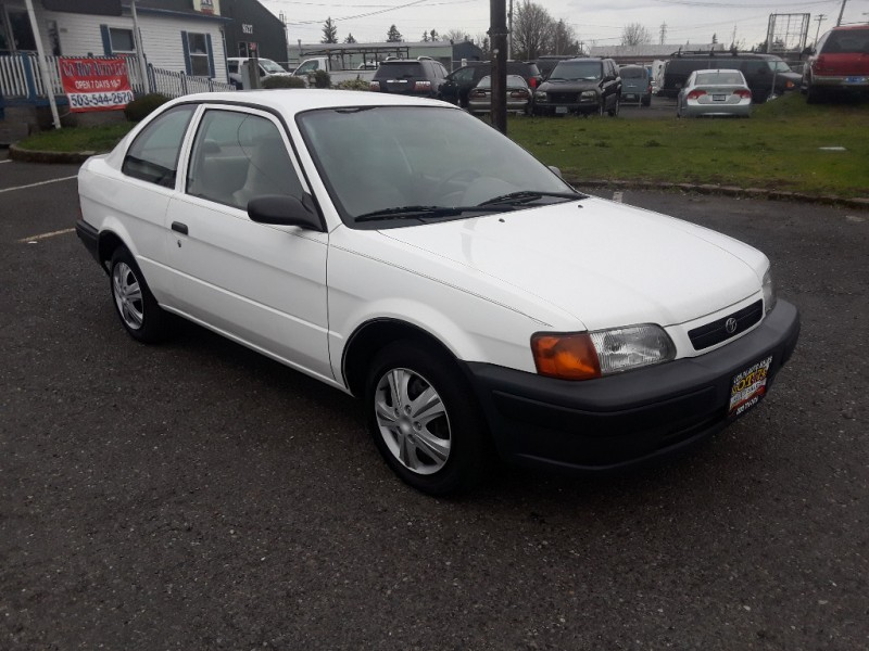 Toyota Tercel 1997 price $2,495