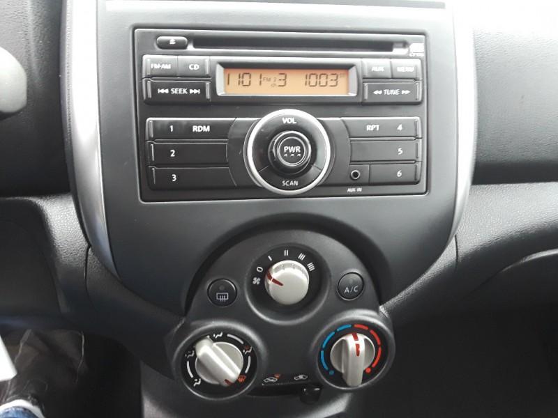 Nissan Versa 2013 price $6,295