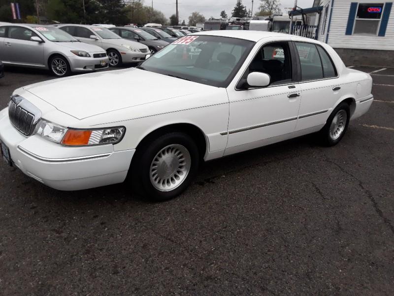 Mercury Grand Marquis 2001 price $3,495