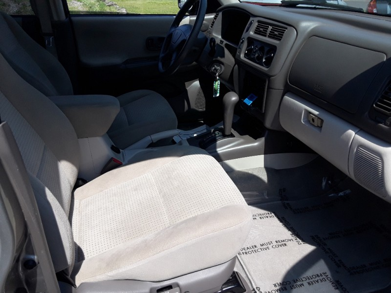 Mitsubishi Montero Sport 2004 price $3,995