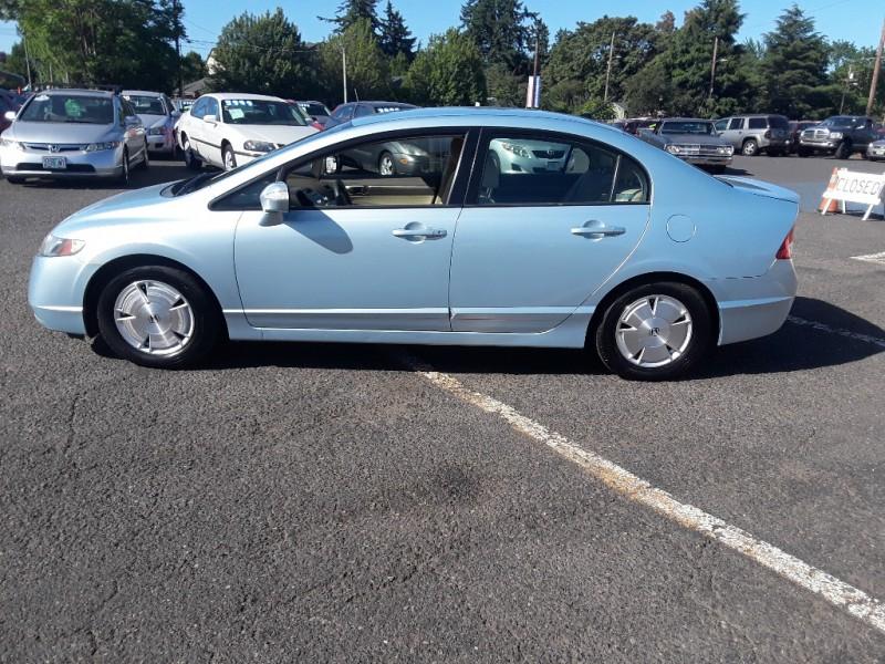 Honda Civic Hybrid 2006 price $3,995