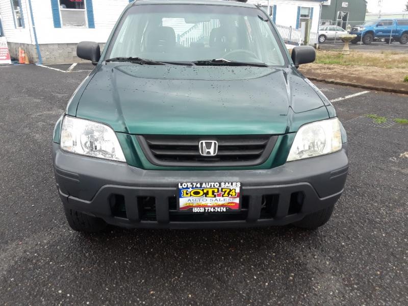 Honda CR-V 1999 price $3,995