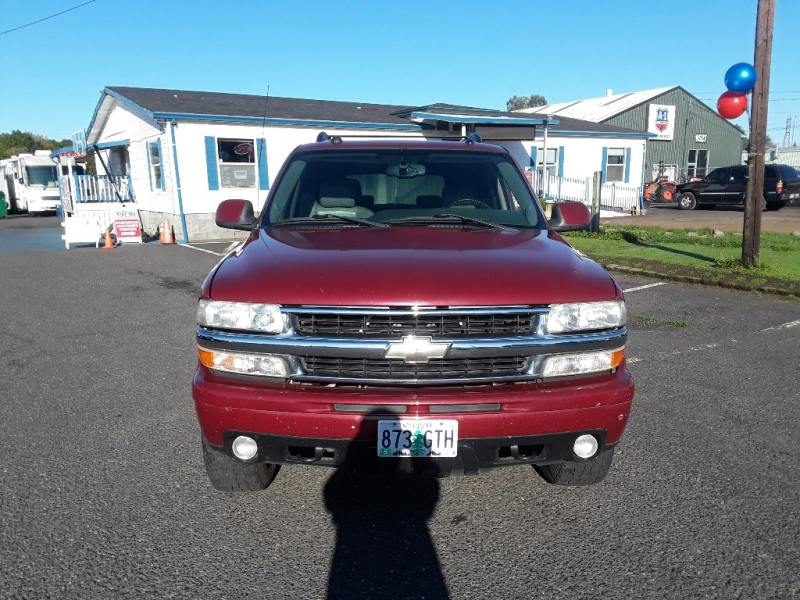 Chevrolet Tahoe 2005 price $4,495