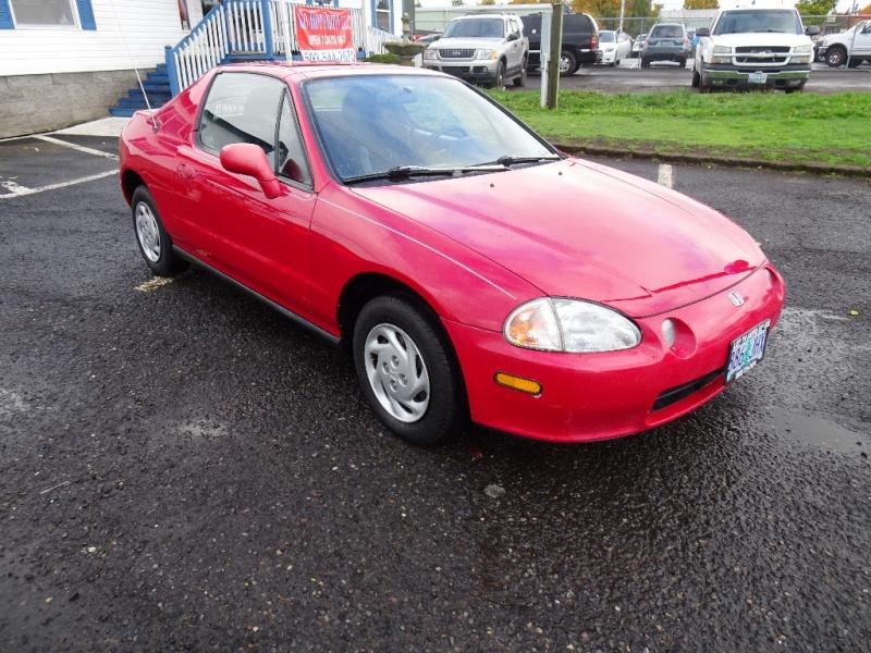 Honda Civic del Sol 1995 price $3,995