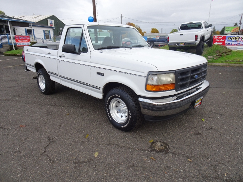 Ford F-150 1996 price $5,295
