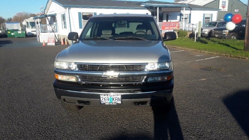 Chevrolet Tahoe 2005 price $4,995