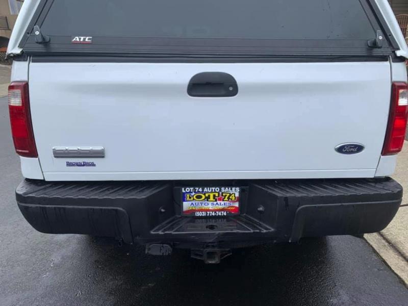 Ford Super Duty F-350 SRW 2008 price $11,495