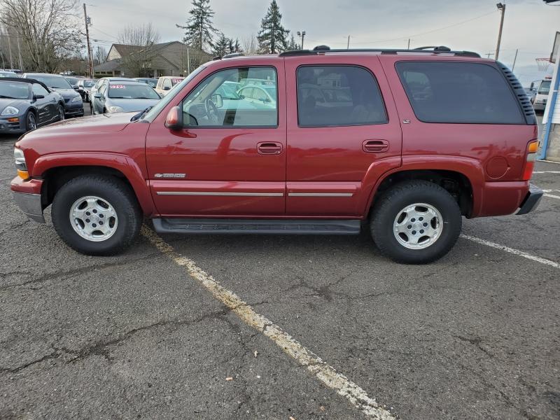 Chevrolet Tahoe 2003 price $2,695
