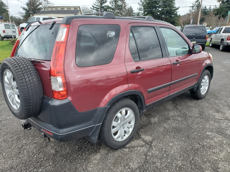 Honda CR-V 2006 price $4,995