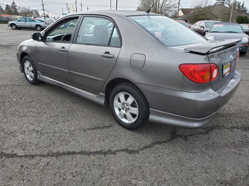 Toyota Corolla 2003 price $4,295